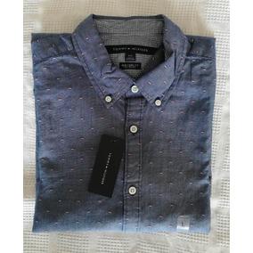 0a4bfff7e937d Camisas Tommy Hilfiger Hombre Original - Camisas de Hombre en ...