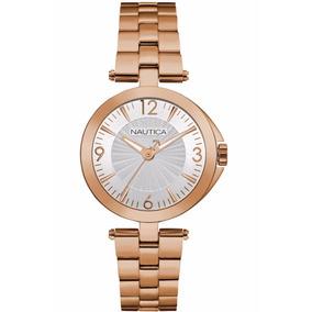 Reloj nautica para mujer precio