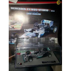 Formula 1 Salvat (1:43) N°3 Mercedes Lewis Hamilton.