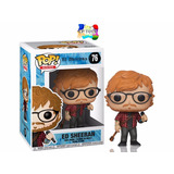 Ed Sheeran Perfect Guitarra Funko Pop Christopher Oferta Cf