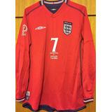 Camisa Inglaterra 2002 - Camisa Inglaterra Masculina em São Paulo no ... 31692d24b096c