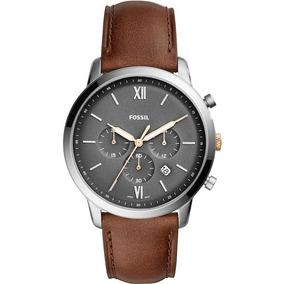 3b2b41ca8cb Relogio Fossil Masculino Prata Me3107 - Relógios De Pulso no Mercado ...