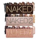 Paleta Sombras Naked 2 3 4 5 7 8 Heat Smoky Leia Descrição