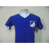 Camiseta Retro Vintage Millonarios De Colombia