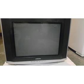 Tv 21 Tela Plana Samsung