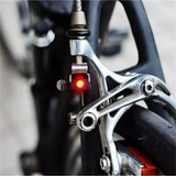 Nano Led Luz De Freno Trasero Bicicleta, V Brake, Disco