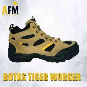 Calzado Industrial Bota Nara Safe Tiger Worker