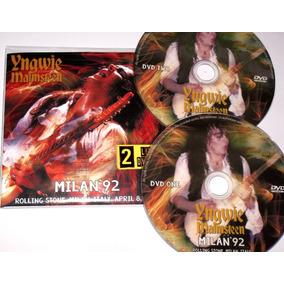 Yngwie Malmsteen Milan 92 (2 Dvd)