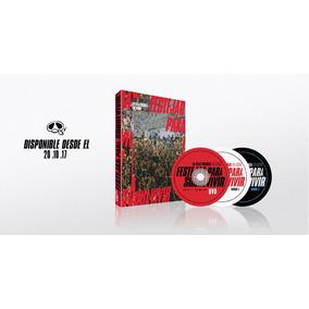 La Vela Puerca Festejar Para Sobrevivir 2 Cd + Dvd Nuevo