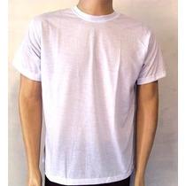 Camiseta Poliviscose Malha Fria