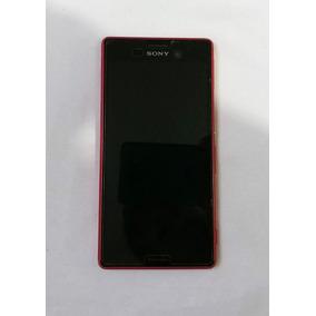 Xperia M4 Aqua, E2306, 2x1, Rojo Y Negro, Para Reparar O Ref