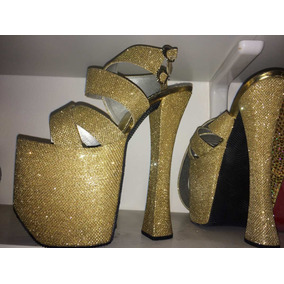 Zapatos Plataforma Drag Queen Trans Peru Tacos Lace Front
