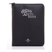 Biblia Mediana Negro Cierre Olivo Pjr Reina Valera 1960