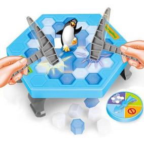 Jogo Pinguim Quebra Gelo Familia