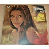 Poly Y Su Guitarra Tangos Vol Ii Vinilo Argentino