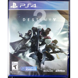 Destiny 2 Ps4 ( Original Fisico Sellado )
