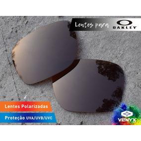 Oculos Oakley Holbrook Marrom Lente - Óculos De Sol Com lente ... 75aedf6419
