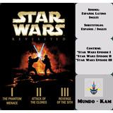 Star Wars Colección Películas Volumen 1 [3 Dvd]