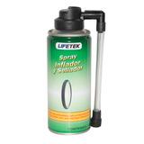 Spray Inflador Y Sellador De Neumaticos Lifetek