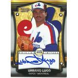 Urbano Lugo Jr Autografo Original En Show Expos Jbello