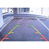 Camara De Reversa Bumper Tech-la Impermeable Vision Nocturna
