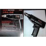 Taladro Electrico De 3/8 Craftsman U.s.a.