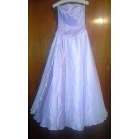 Alquiler De Vestido De 15 Color Lila En Perfecto Estado