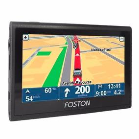 Foston Fs-3d463dt Gps Navegador Automotivo Novo Com Garantia