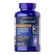 Puritan's Pride (glucosamina, Condroitina E Msm)240 Cápsulas