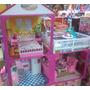 Casa De Barbie Equipada