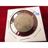 Bb#598 Moneda Del Mundo 1 Piso Filipinas 1990