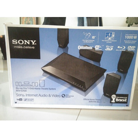 Dvd Home Theater System Bdv-e2100