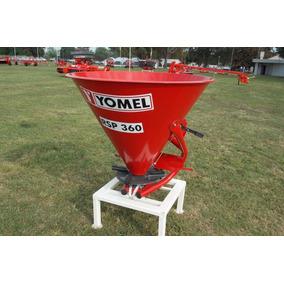 Fertilizadora Yomel 360 Lts