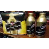 Cerveza Miller Botellita Aluminio 500 Ml Importada Banfield