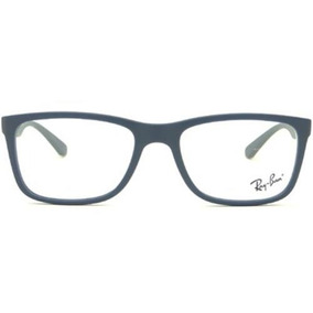 Oculos De Grau Masculino Ray Ban Sao Paulo - Óculos Azul marinho no ... a842176e63