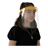 Careta Facial Protectora Para Niño Transparente Niños 1 Pza