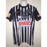 Jersey Playera Rayados De Monterrey Nike Talla Ch Y M 2012