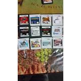 Juegos Nintendo 3ds, Ds, Final Fantasy, Pokemon, Mario Smash