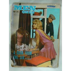 Revista Xxx Men Only May 1965 No Playboy No Sex Vintage