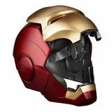 Máscara Homem De Ferro Cosplay Adulto