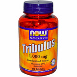 Tribulus Terrestris 1000mg 90tbs Now Foods Prt. Entrega