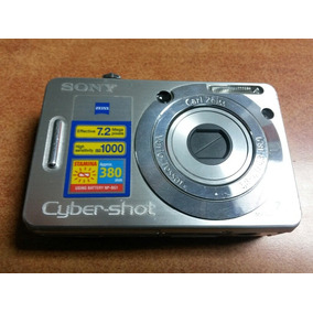 Camara Sony Cybershot 7.2mp (para Repuesto)