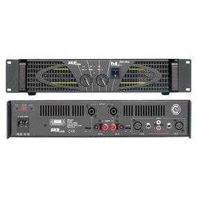 Potencia Skp Audio 340w X2 4ohm 250w X2 8ohm Max700 + Envíos