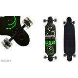 Skate Longboard 107 Cm Abec 15 Speed - O Melhor