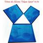 Forma De Silicone P/ Placa Gesso Cimento Eclipse Lunar 75/75