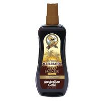 Australian Gold 237 Ml Acelerador De Brozeado Spray Gel