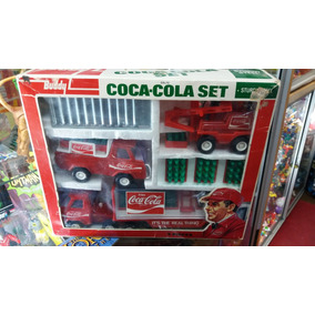 Coca Cola Set Buddy 1976 . Caja Vintage