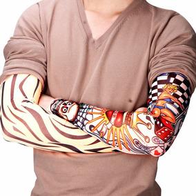 12 Pares Mangas Tatuajes, Fiestas Eventos, Sol