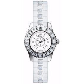 Reloj Christian Dior Christal Cd113112r001 Bauer