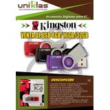 Usb Kingston De 16 Gb